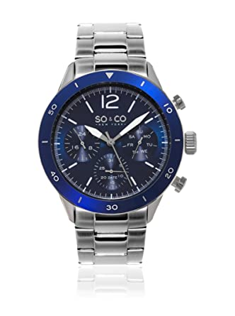 SO & CO New York Reloj de cuarzo Man Gp15457 42 mm