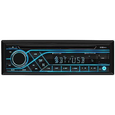 Planet Audio P385UAB Car Receiver - Bluetooth / CD / MP3 / USB, AM/FM Radio