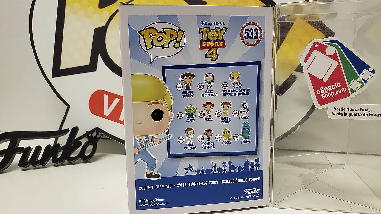 Bo Peep Exclusive Figure #533 Toy Story 4 Disney POP