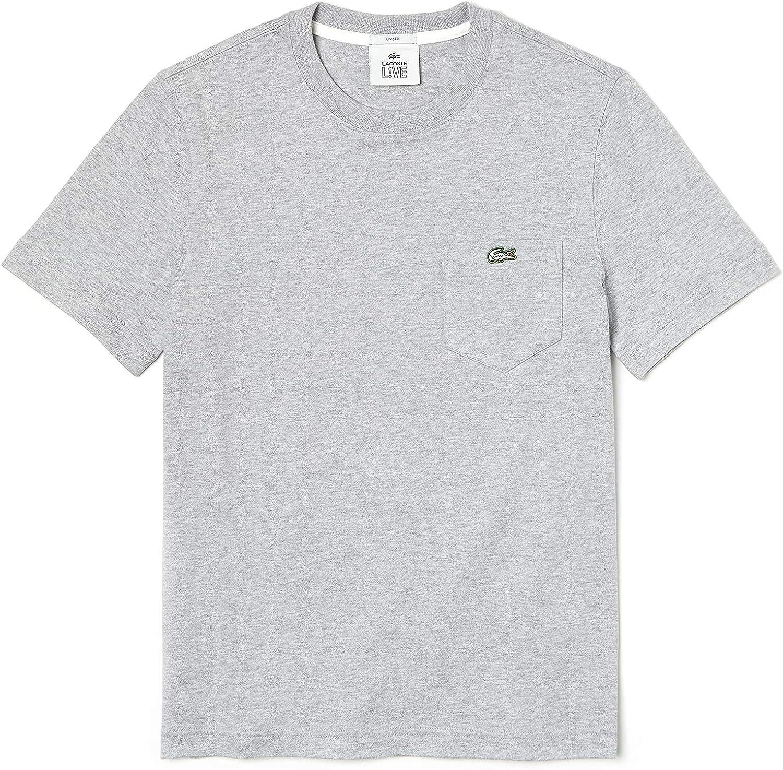Lacoste Live - Camiseta Hombre - Th8073: Amazon.es: Ropa y accesorios