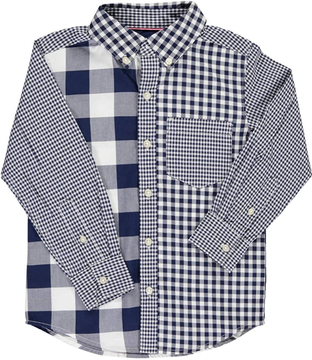 Carters Boys L//S Button-Down