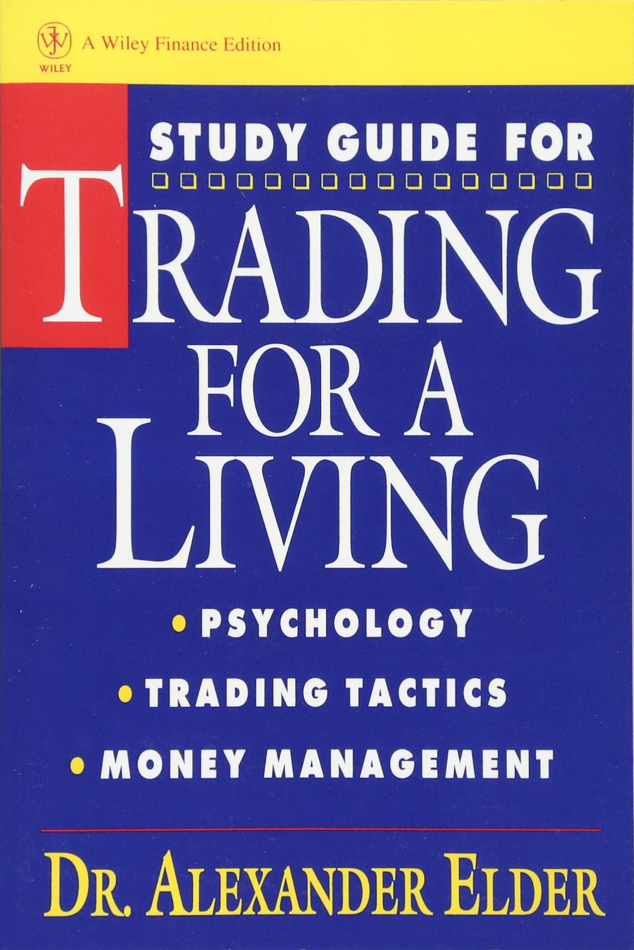 Study Guide Trading Living Psychology product image