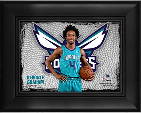 cd769ce7cab Image Unavailable. Image not available for. Color  Devonte Graham Charlotte  Hornets ...