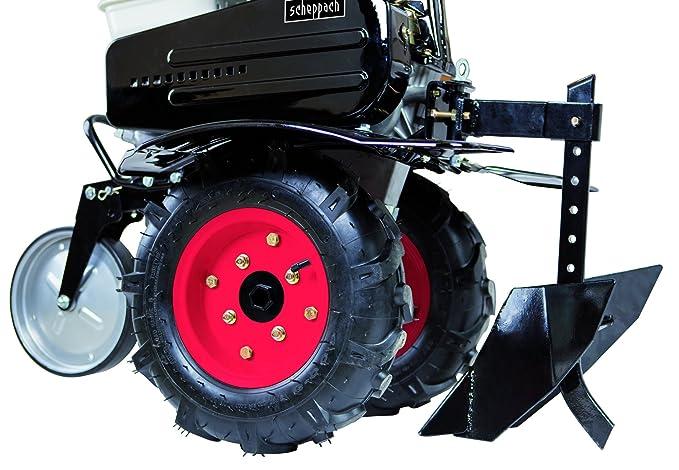 Scheppach 5912305903 Motor de gasolina azada: Amazon.es ...