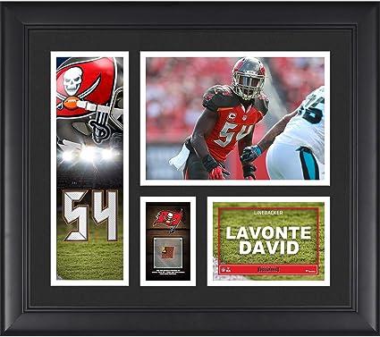 Amazon.com  Lavonte David Tampa Bay Buccaneers Framed 15