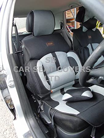 Subaru Seat Covers >> R Suitable For Subaru Forester Car Seat Covers Bo 1 Grey Sports