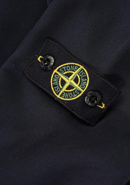 Stone Island Kids 60940 Sweatshirt in Navy