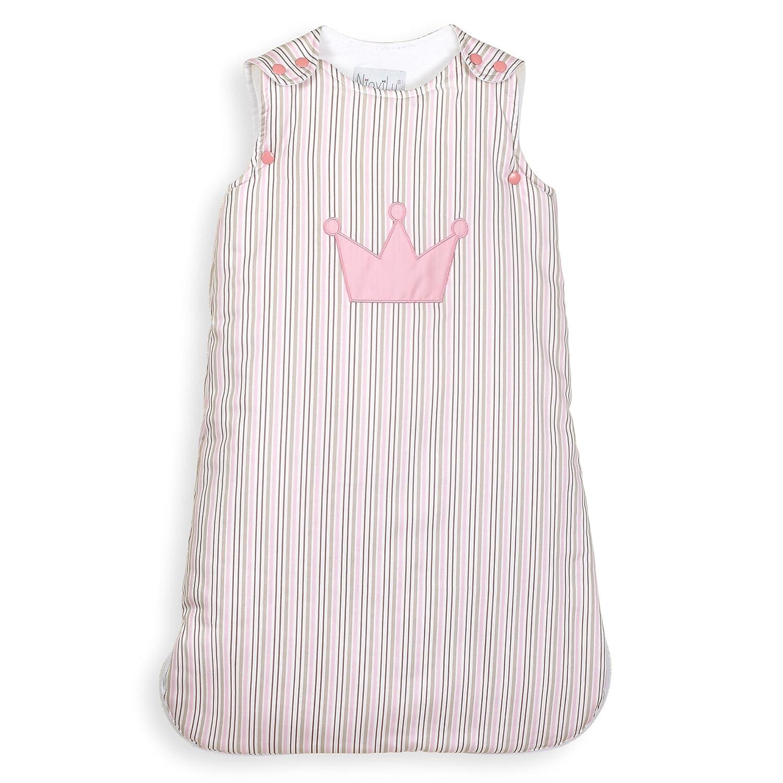 NioviLu Design Saco de dormir para bebé - La Reine (0-6 meses / 70 cm - 1 Tog) NioviLu Sarl