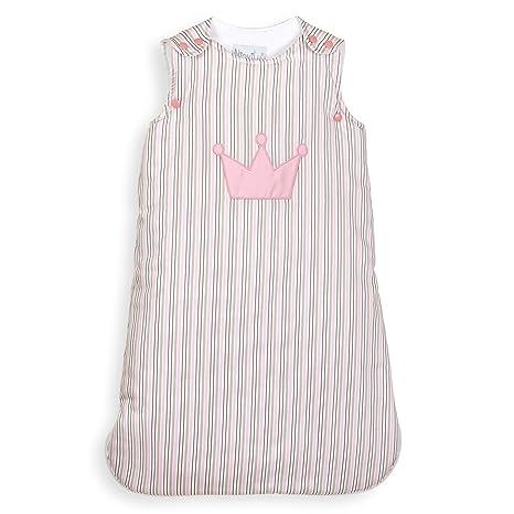 NioviLu Design Saco de dormir para bebé - La Reine (0-6 meses /