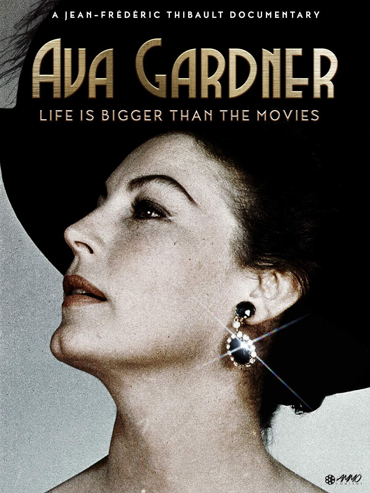 Amazoncom Ava Gardner Life Is Bigger Than The Movies Ava