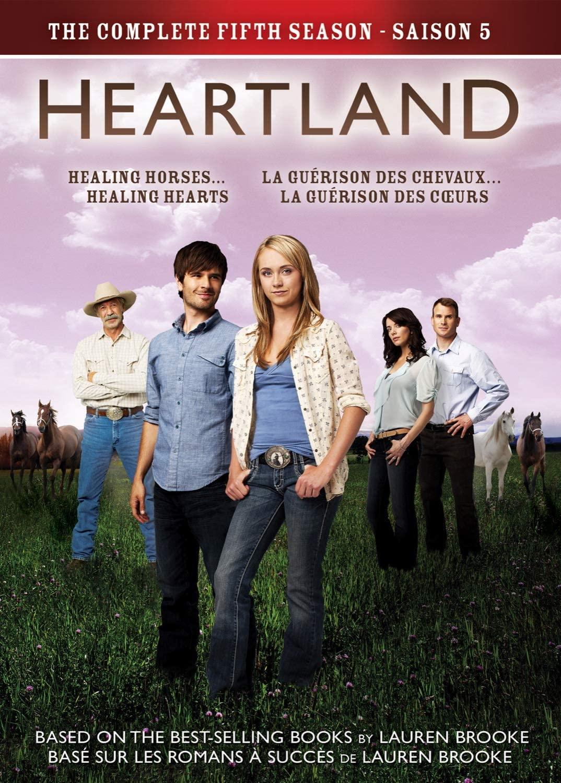 Heartland Season 5 Amazon Ca Amber Marshall Chris Potter Dvd