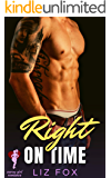 Right on Time: An Alpha Man Curvy Woman Romance (The Right Men Book 1)