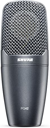 Shure PG42-LC Condenser Vocal Microphone