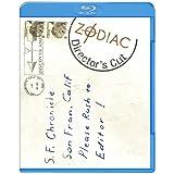 ゾディアック ディレクターズカット [Blu-ray]