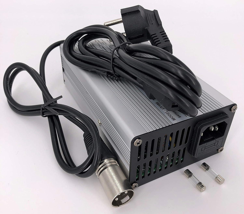 Ladegerät Charger Adapter Netzteil 48V 20AH Akku Li-ion E-Fahrrad Elektro Bike