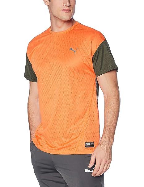 Amazon.com PUMA Men s A.c.e. Short Sleeve Tee Clothing top fashion 08e43  fb821 ... 6b5f8a681