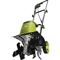 Deals on Sun Joe TJ602E Electric Garden Tiller/Cultivator 12-Inch Refurb
