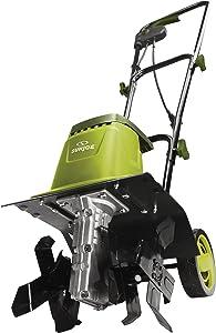 Sun Joe TJ602E 12-Inch 8-Amp Electric Garden Tiller/Cultivator