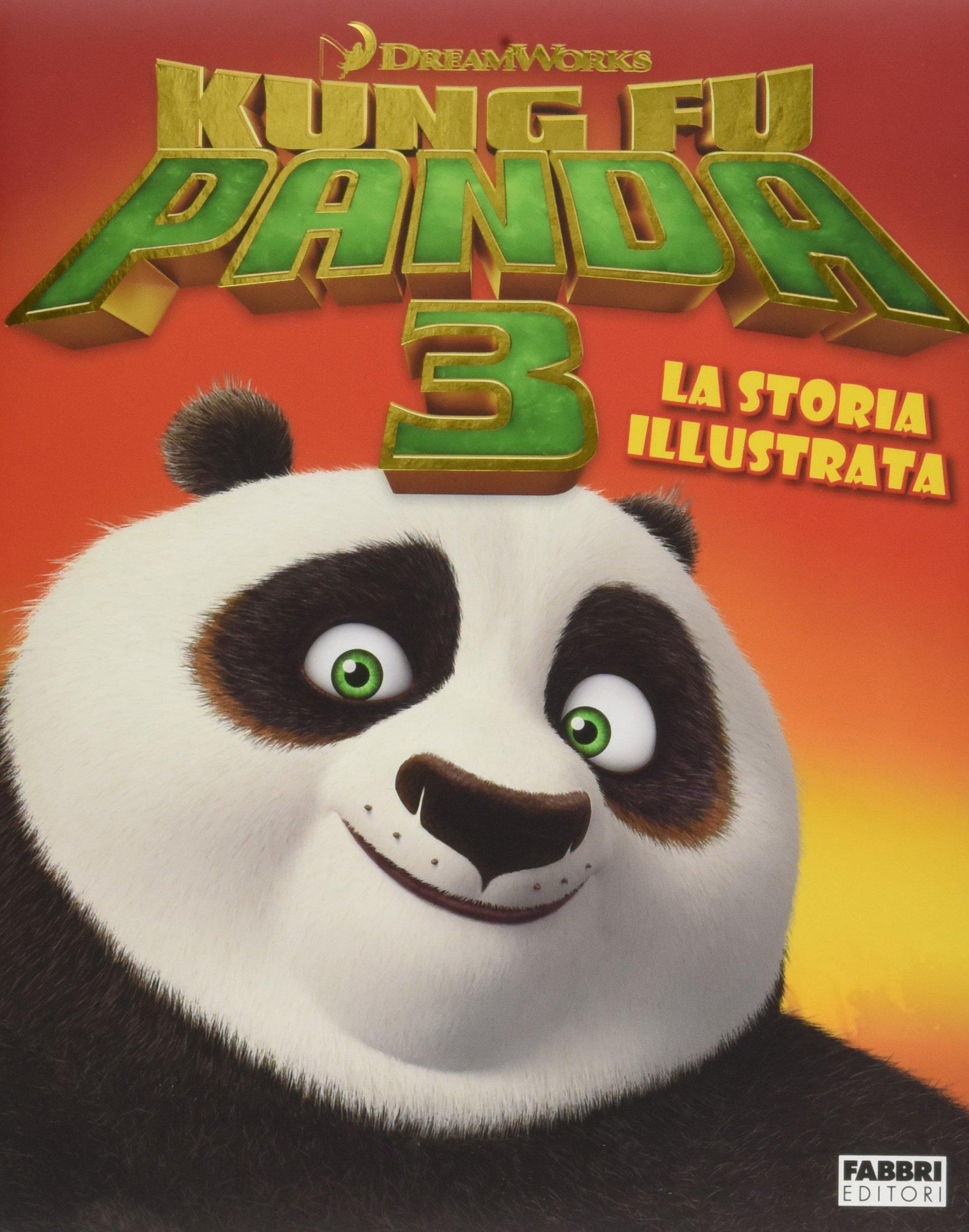 Amazon.it: kung fu panda 3. la storia illustrata dreamworks libri