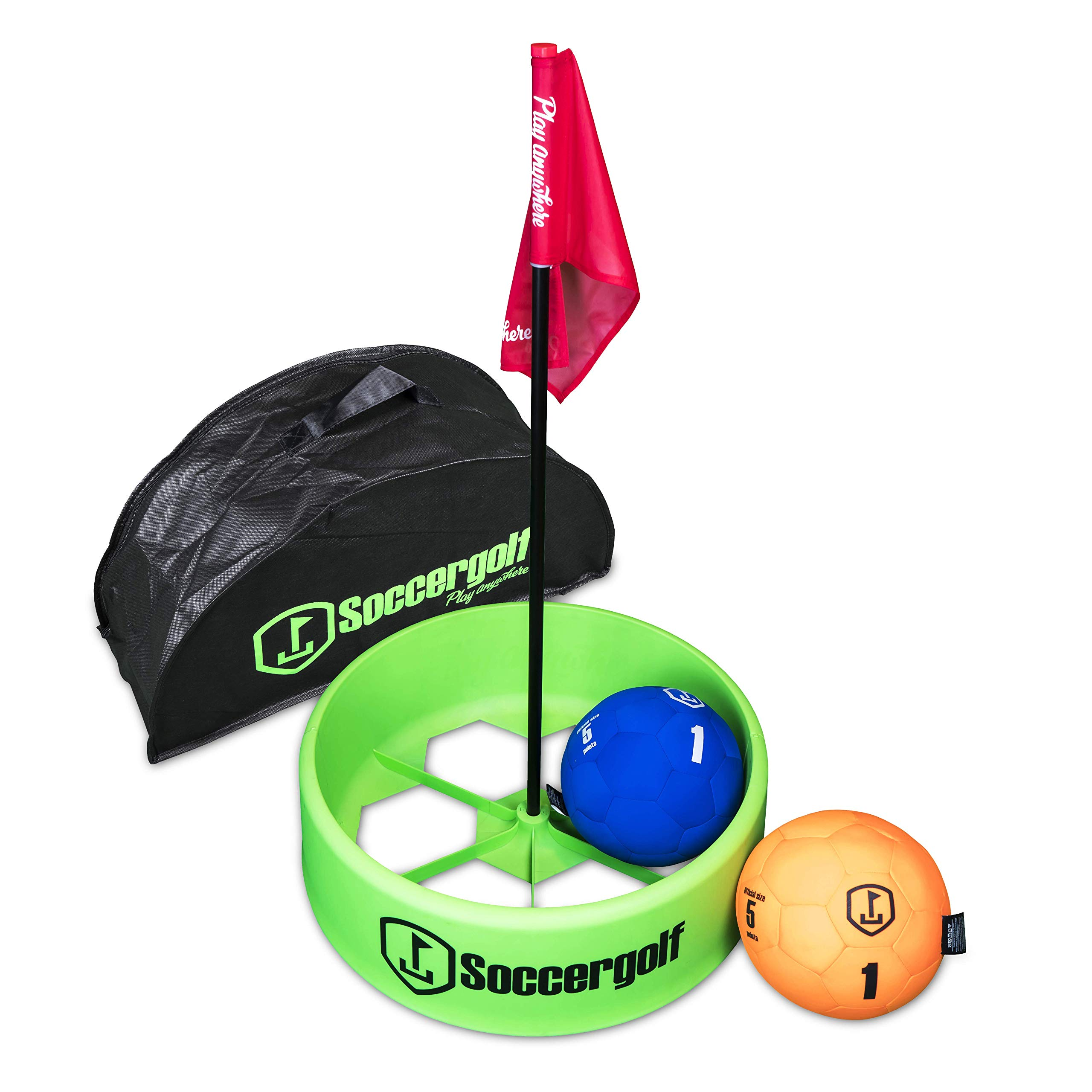 soccergolf - The Best New Game That Won't Break Your House