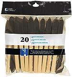 Loew-Cornell 841 20-Piece Foam Brush