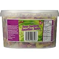 Koala Sour Suckers Gummy Candy, 300 Count