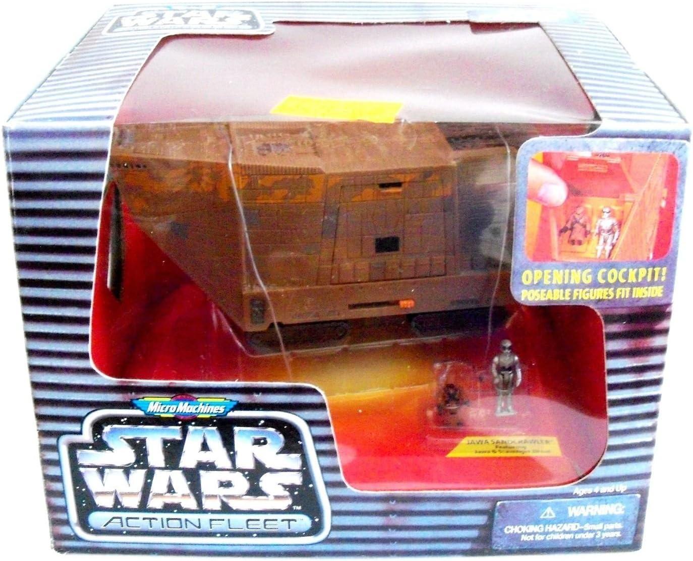 Star Wars Micro Machines-Sandcrawler