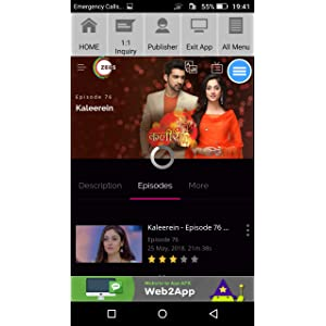 Kaleerein Serial All Full Episodes: Amazon ca: Appstore for