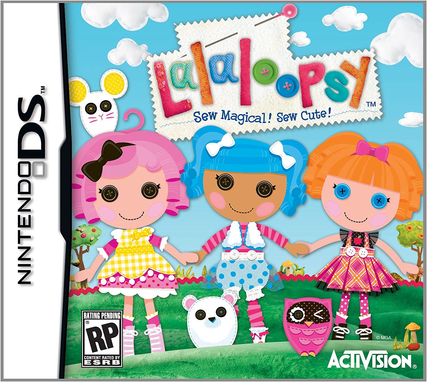 Amazon.com: Lalaloopsy - Nintendo DS: Activision Inc: Video Games