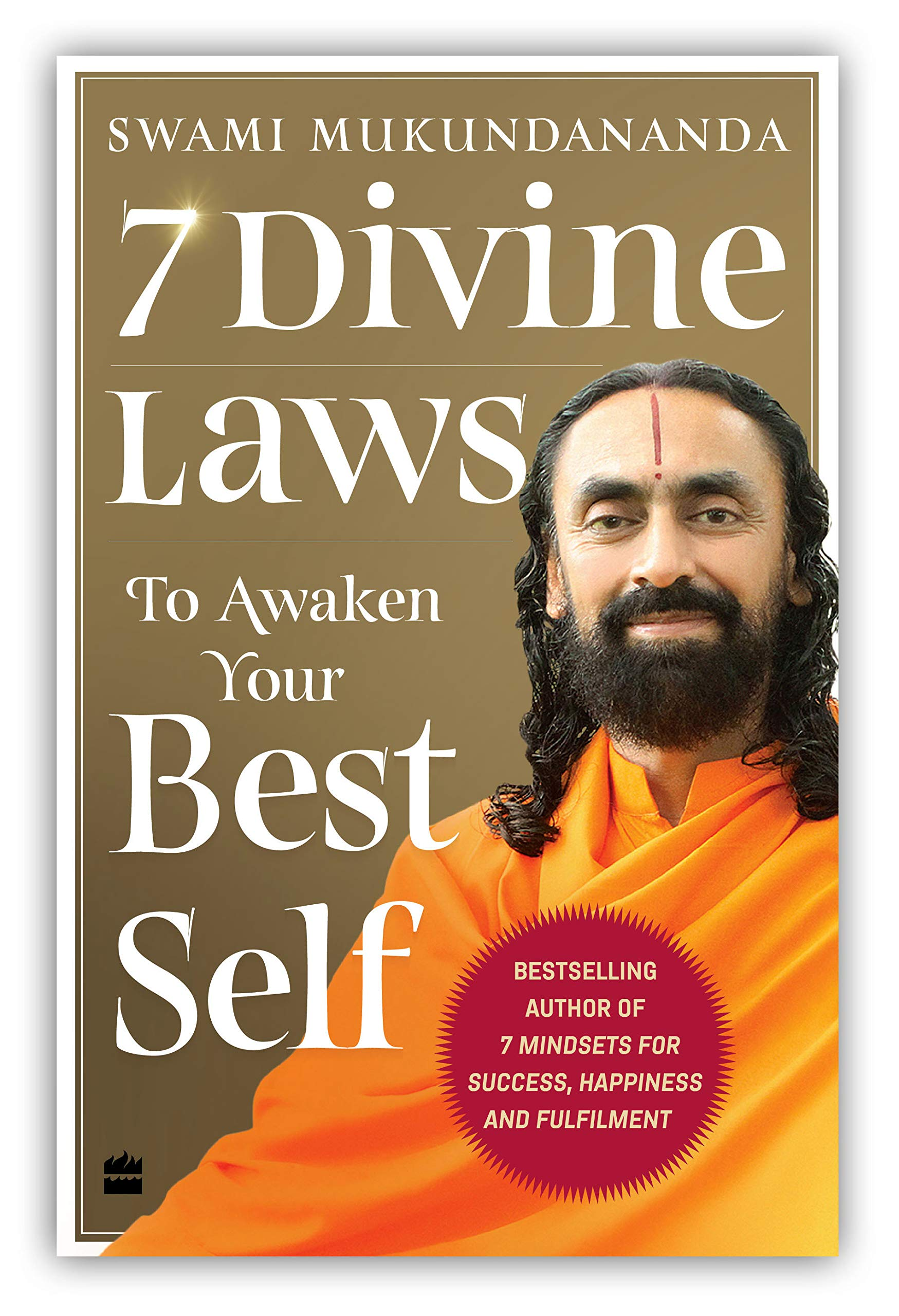 7 Divine Laws To Awaken Your Best Self Amazon In Mukundananda Swami Books