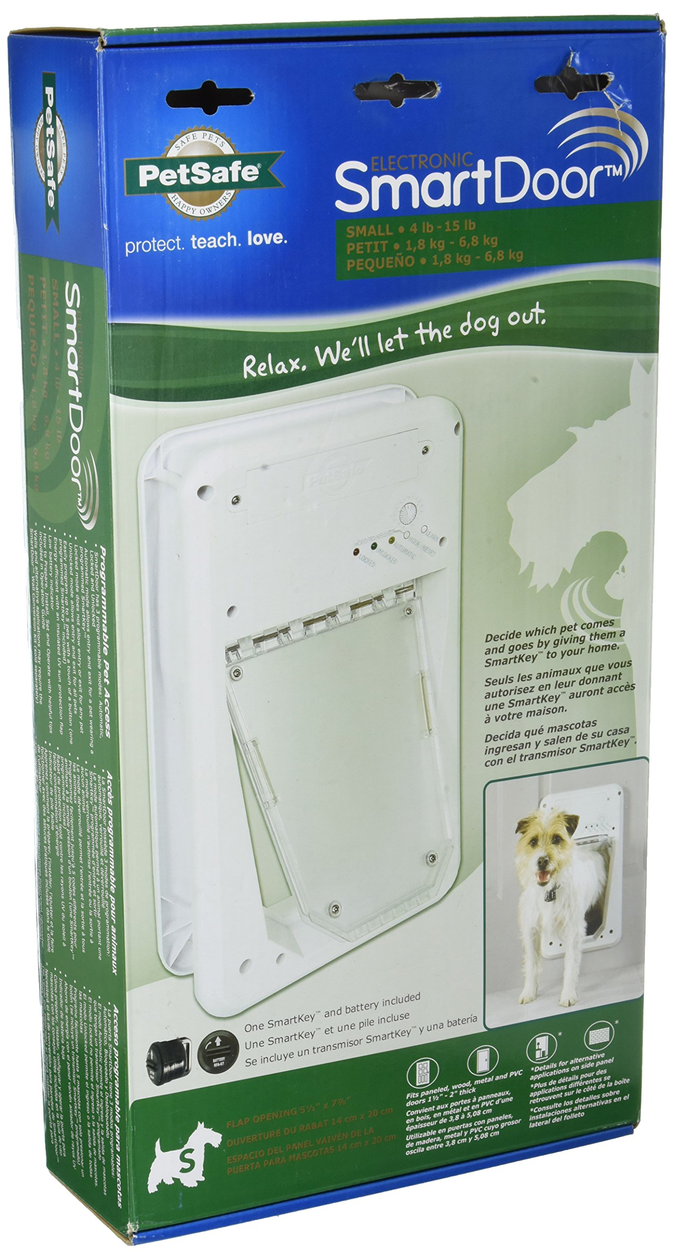 Petsafe Smart Door Small by PetSafe