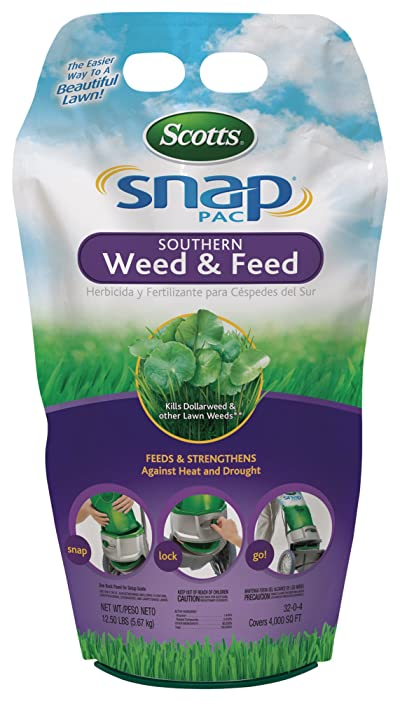 Scotts Snap Pac Southern Weed and Feed