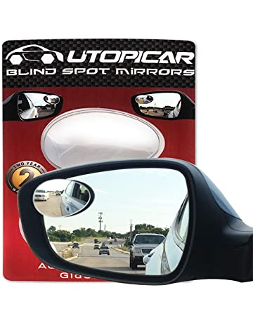 New Blind Spot Mirrors. Can be Adjustable or Fixed Installed. Car Mirror  for Blind 60dab14358b4