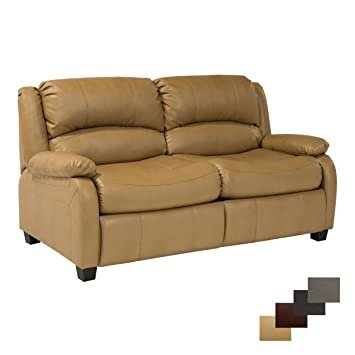 Superb RecPro Charles 65u0026quot; RV Sofa Sleeper W/ Hide A Bed Loveseat Toffee RV  Furniture
