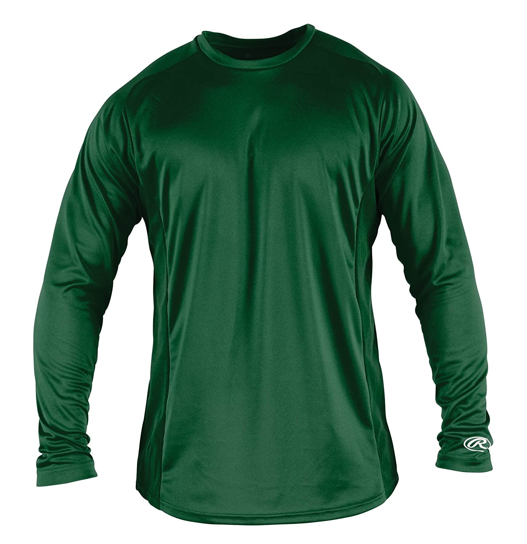 Rawlings Men's Long Sleeve Baselayer Shirt