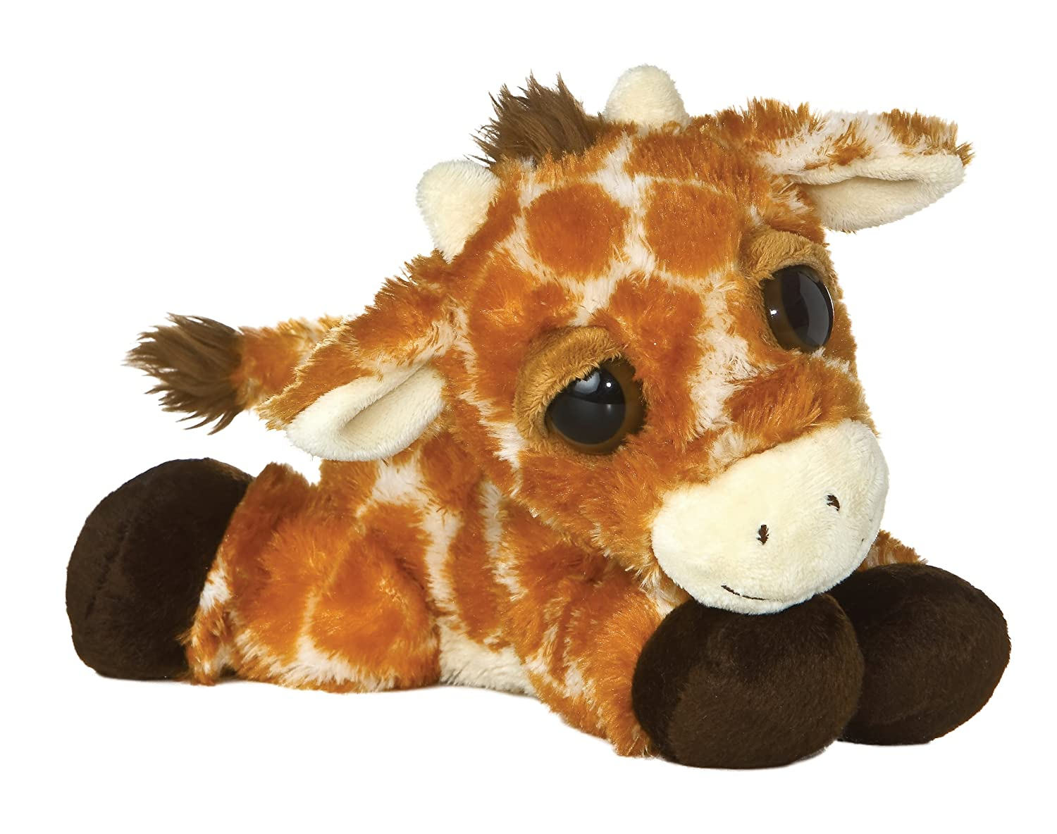 Plush Stuffed Animal Toys : Little giraffe stuffed animals and plush soft toys