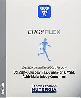 Nutergia Ergyline Complemento Alimenticio - 100 Cápsulas: Amazon.es: Salud y cuidado personal