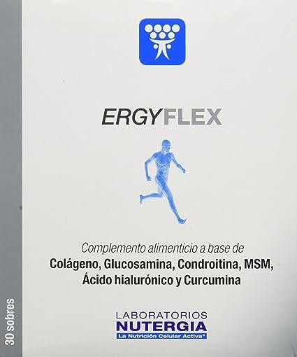 Nutergia Ergyflex Complemento Alimenticio - 30 Unidades
