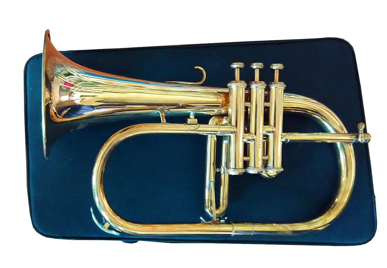 2014 Zweiss Bb Flugelhorn Flugel Horn. Master Series mit Designer Hardcase