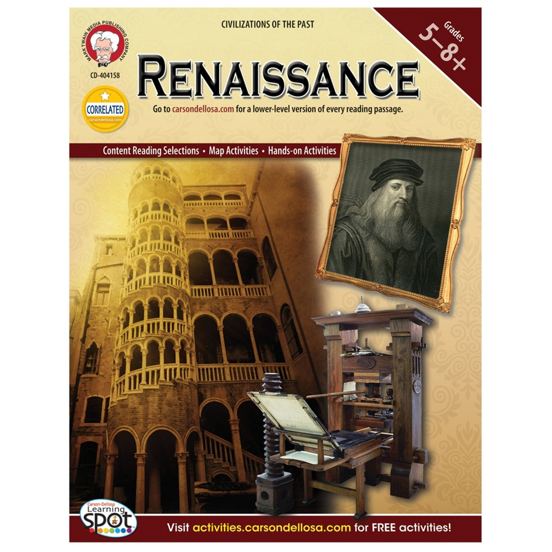 Renaissance, Grades 5 - 8 (World History) pdf epub