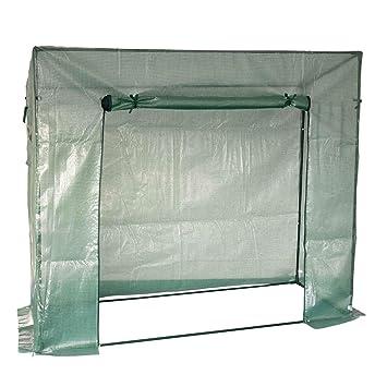Harbour Housewares Invernadero caseta para tomates/vegetales con cubierta reforzada y ventilación lateral