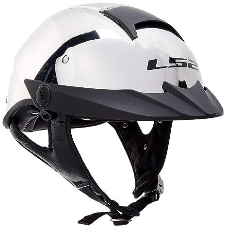 Amazon.com: LS2 Helmets Rebellion casco para motocicleta con ...