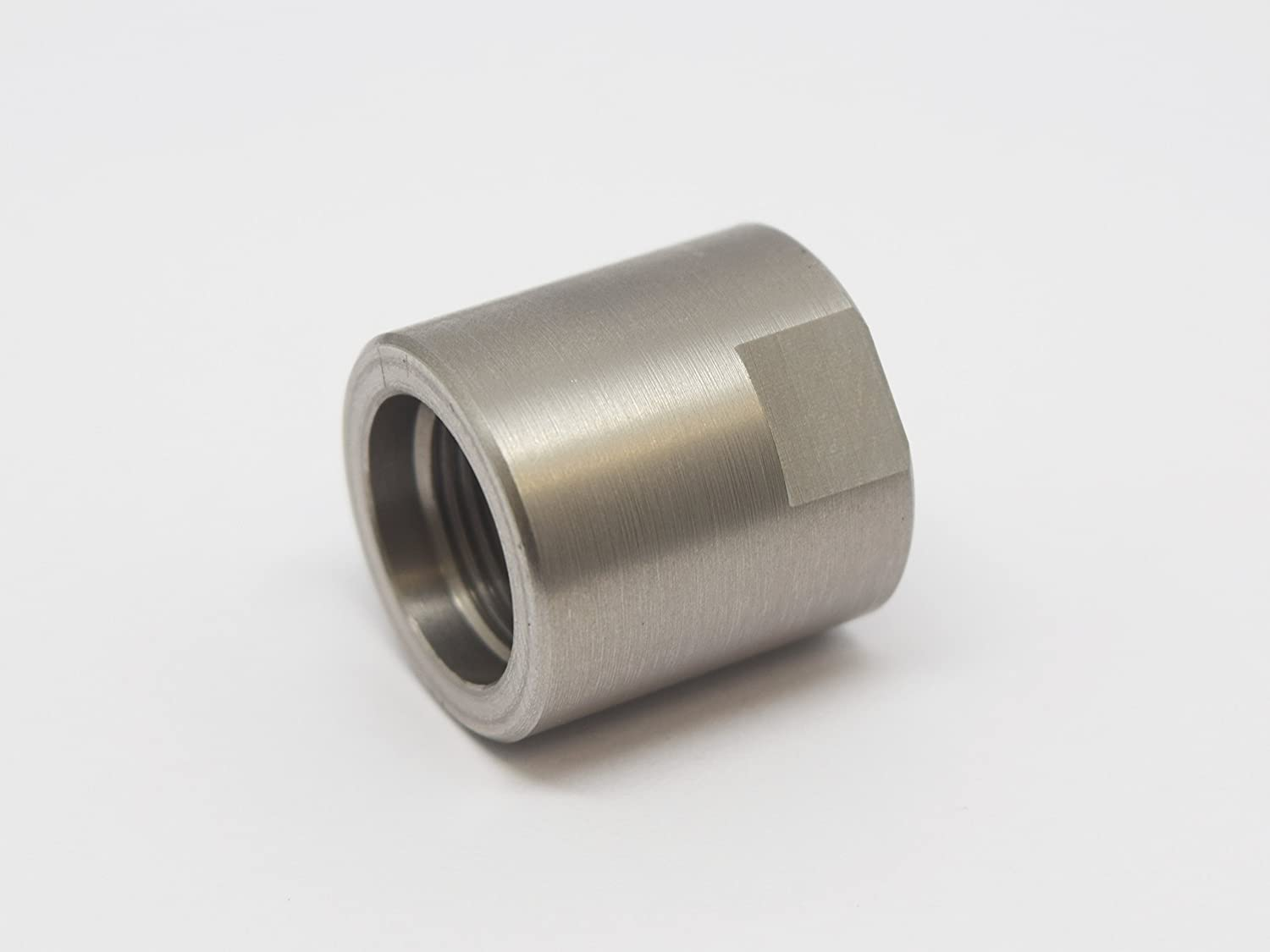 Barrel Thread Protector Stainless Steel Ring Style 1//2-28 Thread Size