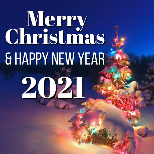 Amazon.com: Merry Christmas & Happy New Year Cards 2021: Appstore for Android