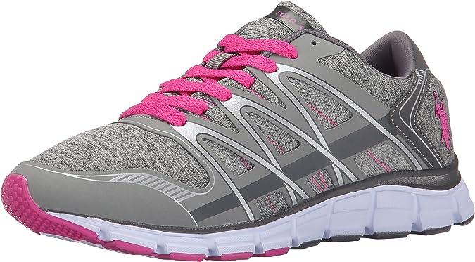 Amazon.com: U.S. Polo Assn.(Para mujeres) Tenis de diseño Lennie para mujer: Shoes