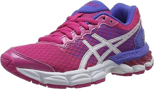 Asics Gel-Nimbus 18 GS - Zapatillas de Running para niña Rosa ...