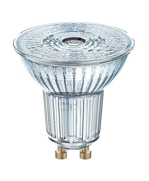 Osram Star Bombilla LED GU10, 6.9 W, Blanco 10 unidades: Amazon.es: Iluminación