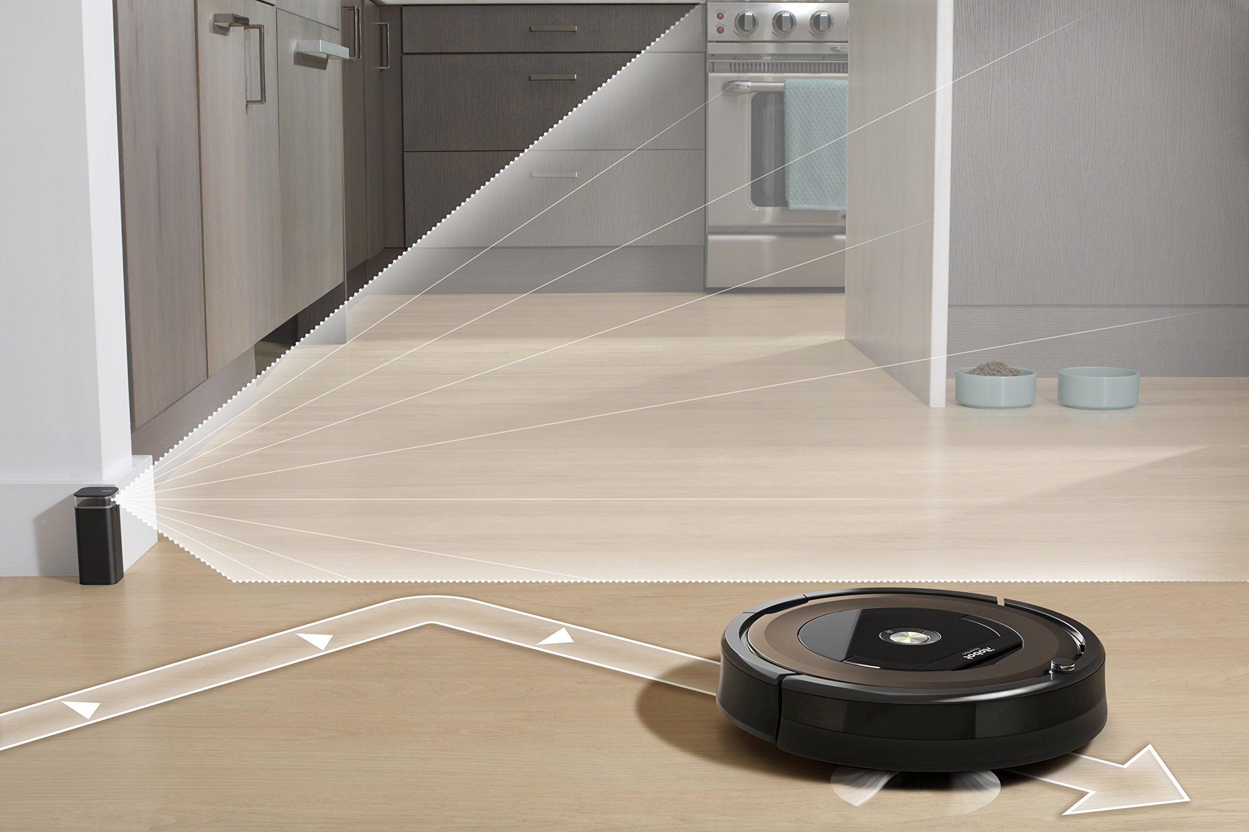 iRobot Roomba 890 Robot Vacuum with Wi-Fi Connectivity by iRobot (Image #6)
