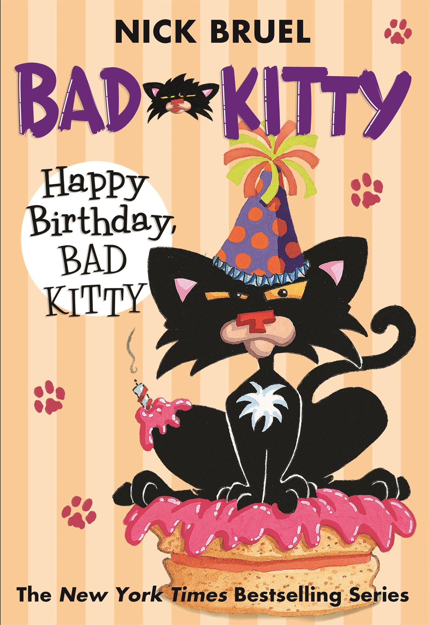 Happy Birthday Kitty Nick Bruel product image