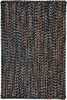 product image for Capel Rugs Team Spirit Area Rug, 7' x 9', Navy Orange
